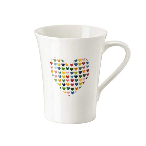 Becher mit Henkel My Mug Collection Love-Heart of hearts