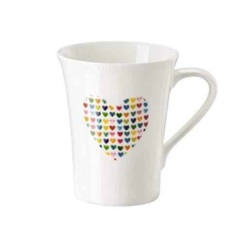 Hutschenreuther Becher mit Henkel My Mug Collection Love-Heart of Hearts