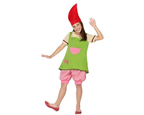Atosa - 23692 - Costume - Déguisement De Lutin - Fille - Taille 3