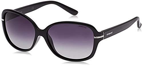 Polaroid P8419 IX KIH Gafas de sol, Negro (Black/Grey Faded Polarized), 58 para Mujer