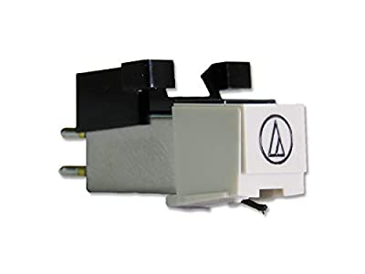 Replacement Stylus Needle Cartridge for soundmaster Record Player Turntables (Ceramic Cartridge)