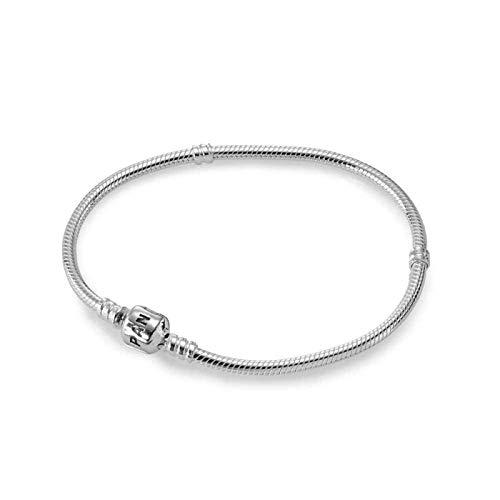 PANDORA Sterling Silver Charm Bracelet 590702HV23