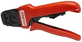Crimp Tool, Hand, Molex Micro-Fit 3.0 43030, 43031, 44372 & 45773 30-20AWG Terminals