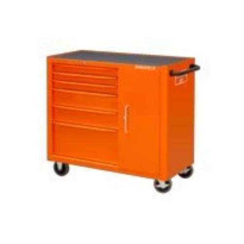 Bahco 1470KXL6C - Xl W/Cabinet 6Dr Orange