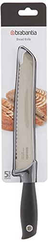 Brabantia - 120626 - Couteau à pain (XL) - Dark Grey