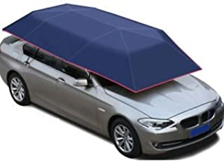 SLB Works Portable Manual Outdoor Car Tent Umbrella Roof Cover UV Protection Kits