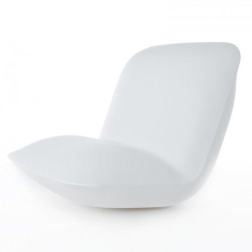 Vondom Pillow - Fauteuil, Blanc Mat