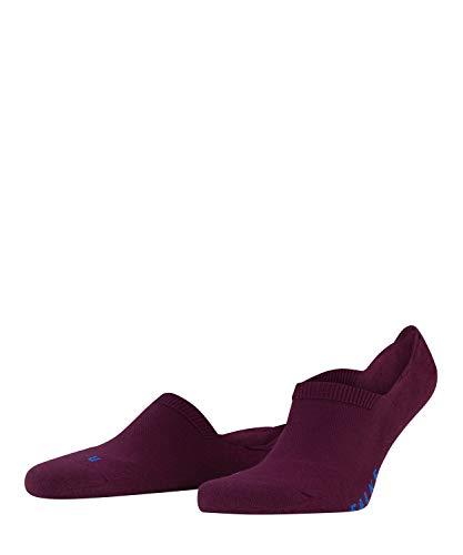 FALKE Unisex Cool Kick Invisible - 1er Pack, Größe 35-48, versch. Farben, Ultraleichte Plüschsohle, Rutschfest durch Silikon im Fersenbereich