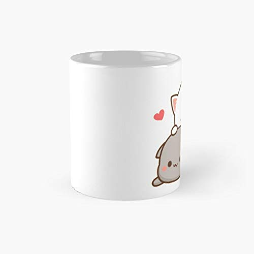Cute Cats Classic Mug For Kids, Fathers Day, Mothers Best Gift Family And Your Friends, Yourself, Funny Coffee Mugs 11 Oz