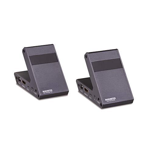 Marmitek GigaView 911 UHD - HDMI Extender - Drahtlos - 4K (4K30) - UHD - Ultra HD - verbinden Sie Ihre Geräte drahtlos mit Ihre Fernseher