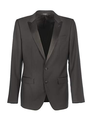 DOLCE E GABBANA Luxury Fashion Herren GK2WMTFU2OXN0000 Schwarz Polyester Anzuge | Herbst Winter 19