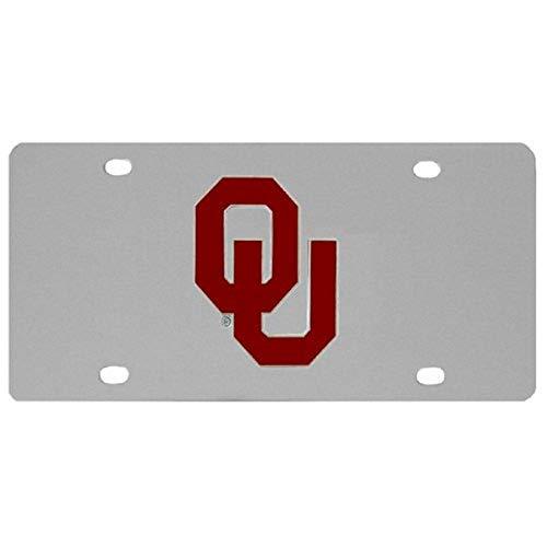 Siskiyou NCAA Oklahoma Sooners Steel License Plate
