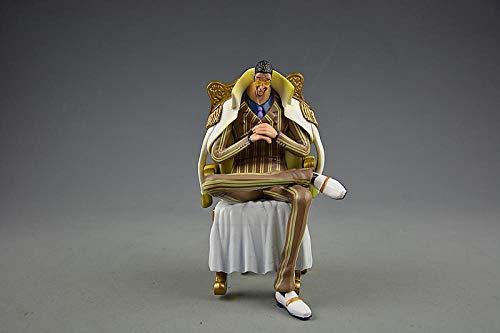 One Piece Boxing Modello Fatto A Mano Wang Haijun Tre Generali Principali Kuzan Qinghuang Scimmia Gialla Cane Rosso Luffy Decorazione -f One Piece Modello Fatto A Mano Buona Qualità Design Creativo
