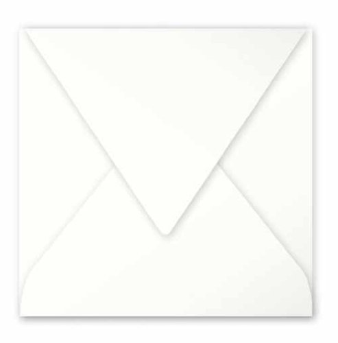 Clairefontaine - Enveloppes Pollen 165 x 165 mm Ivoire