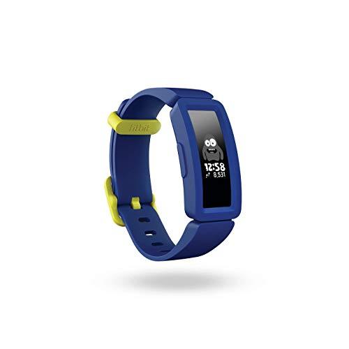Fitbit Ace 2 Pulsera de Actividad Física para Niños a partir de 6 Años, +4 Días de Batería y Sumergible hasta 50m
