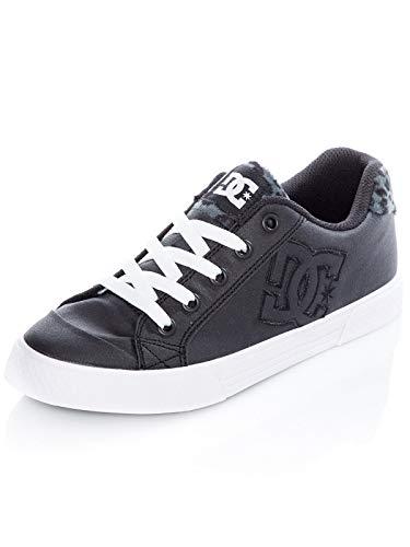 DC Shoes Chelsea TX Se - Baskets - Femme - EU 36 - Noir
