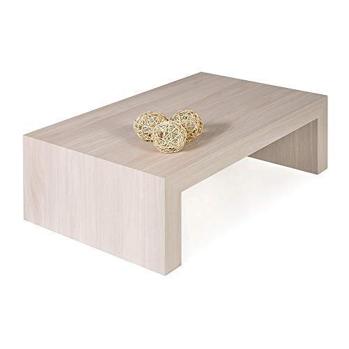 Mobilifiver Couchtisch, First H30, Ulme Perl, 90 x 54 x 30 cm