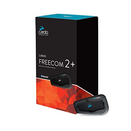 Cardo Kommunikationsgerät Motorrad Freecom 2+ Duo, Unisex, Multipurpose, Ganzjährig, Kunststoff, rot, Einheitsgröße