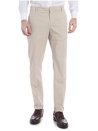 DONDUP Luxury Fashion Uomo UP235GS0021U020 Beige Pantaloni   Autunno Inverno 19