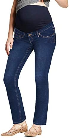 Hybrid Company Super Comfy Stretch Women s Maternity Bootcut Jeans PM2835WC Rinse WASH1 Large product image