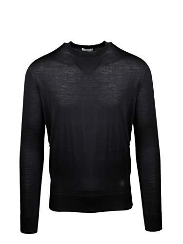 Luxury Fashion | Dior Heren 013M600AT069989 Zwart Wol Truien | Lente-zomer 20