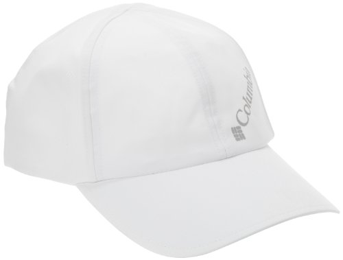 Columbia Damen Silver Ridge Ball Cap Kappe, Größenverstellbar, Einheitsgröße, weiß, CL9016