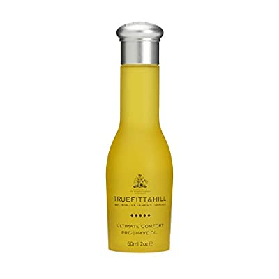 TrueFitt & Hill 60ml Ultimate Comfort Pre-shave Oil