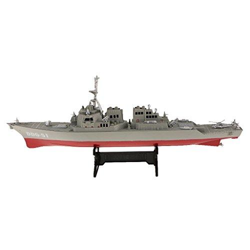 Scala 1/350 Giocattoli Navi Da Guerra Cacciatorpediniere Plastica Modello Da Collezione