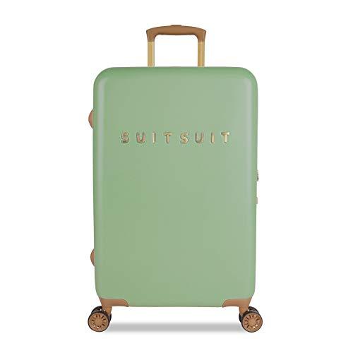SUITSUIT - Fab Seventies - Reiskoffer - 66 cm - Basil Green