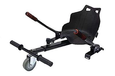 8.5 inch Hummer hoverboard electric scooter skateboard Gyroscope Self Balancing Scooter skateboard Bluetooth Hover Board (Color : Kart)