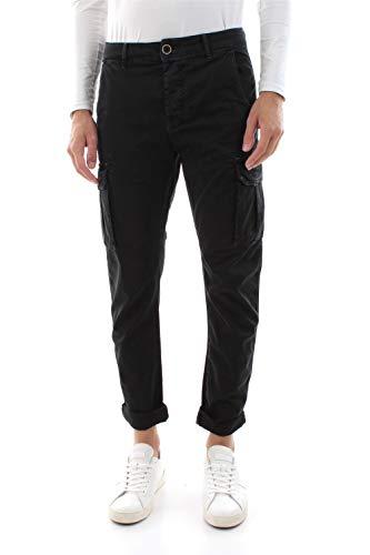 Bomboogie PMGUM T GBTW Pantaloni Uomo Black 32
