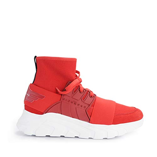 John Richmond Sneaker - 5805A - 43(EU) - 9 UK(EU) - Rood