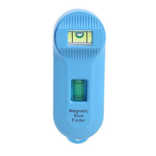 Exanko Magnetic Wall Stud Finder Spirit Level Strong Magnetic Stud Sensor Magnet Detector for Screws Fasteners,Spirit Level