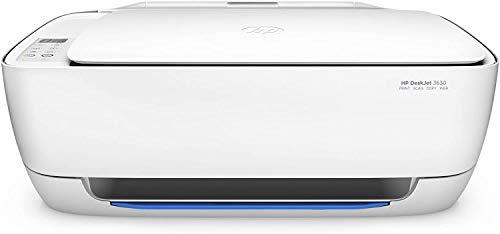 HP Deskjet 3630 All-in-One Multifunktionsdrucker (Instant Ink, Drucker, Scanner, Kopierer, WLAN, AirPrint)