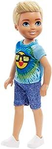 Barbie Chelsea Boy Doll with Tie-Dye Sun Top