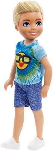 Barbie Chelsea Muñeco Rubio, Juguetes +3 Años (Mattel FRL83)