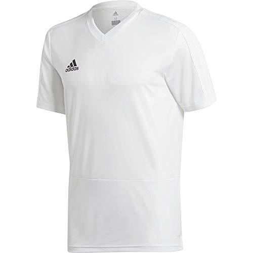 adidas Herren Condivo 18 Trainingstrikot, White/Black, M