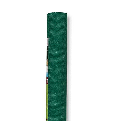 Nortene Brise Vue tissé 95% occultant - Vert- 2 x 10 m TOTALTEX