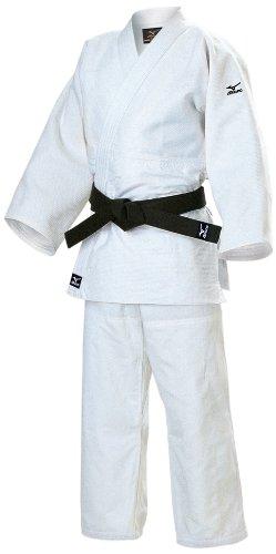 Mizuno Shiai Concorrenza Uniforme, Uomo, White