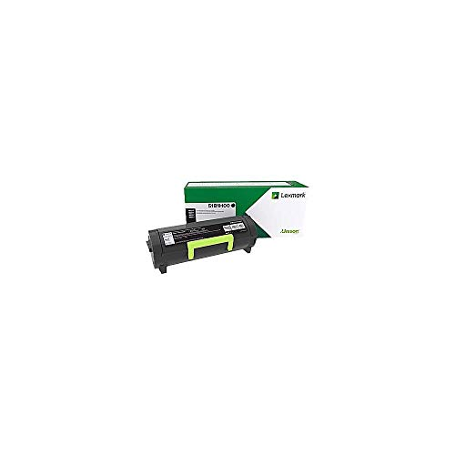 Lexmark 51B1H00 MS417dn MX417de MS517dn MX517de MS617dn MX617de High Yield Return Program Cartridge Toner,Black Photo #2