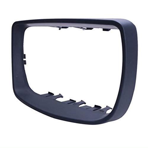 rongweiwang Côté Droit Voiture en Plastique rétroviseur Cadre de Protection Anneau de Garniture 51168254904 de Remplacement pour X5 E53 00-06