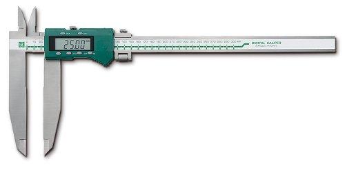 新潟精機 SK デジタルノギス ロングジョウタイプ 300mm D-300LV
