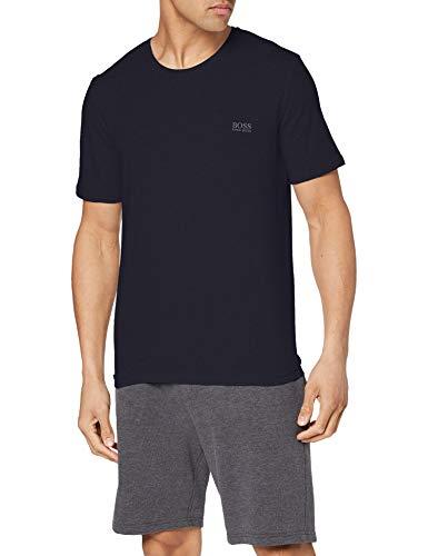 Boss Mix & Match T-Shirt R, Blu (Dark Blue 403), Medium Uomo