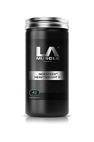 LA Muscle Norateen Heavyweight II (42 Capsules - 1 Pack)