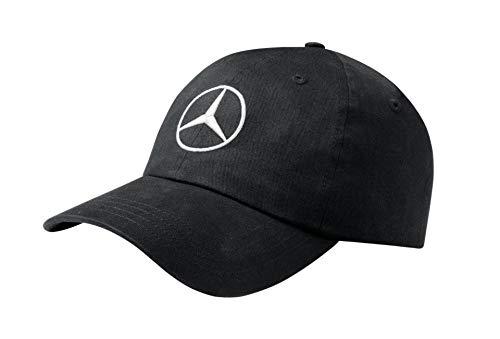 MB Mercedes-Benz Cap, Baseballcap, Kappe, schwarz