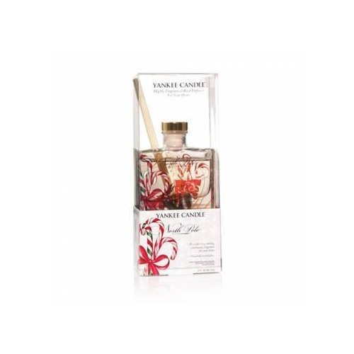 Yankee Candle North Pole Signature Reed Diffuser 3 oz