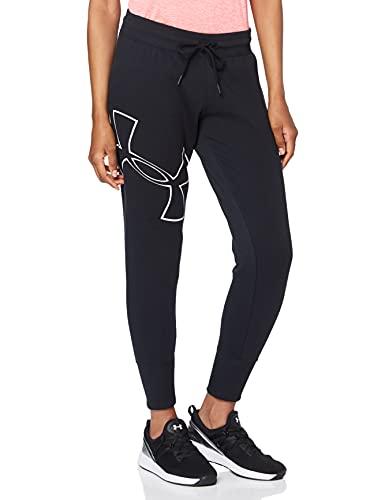 Under Armour 1320611 Pantalon Femme, Noir, FR : S (Taille Fabricant : S)