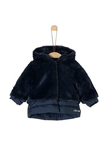 s.Oliver Junior Baby-Mädchen 405.12.008.16.151.2054093 Wollmischungs-Mantel, 5952, 92