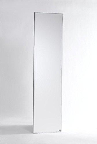 Infrarotheizung 400 Watt mit weißem Rahmen ✓ Elektrischer Heizkörper ✓ TÜV & GS ✓ 5 Jahre Herstellergarantie ✓ IR-Heizung für 3-12m² ✓ Inkl. Überhitzungsschutz
