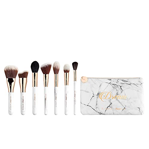Sigma Beauty x BeautyyBird The Dream Face Brush Set - Includes 7 Different Brushes